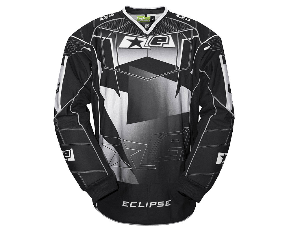 Planet Eclipse Distortion Code Paintball Jersey - Pure