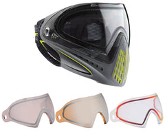 Dye Invision Goggle I4 Pro Mask w/ Free Lens - Bomber Lime