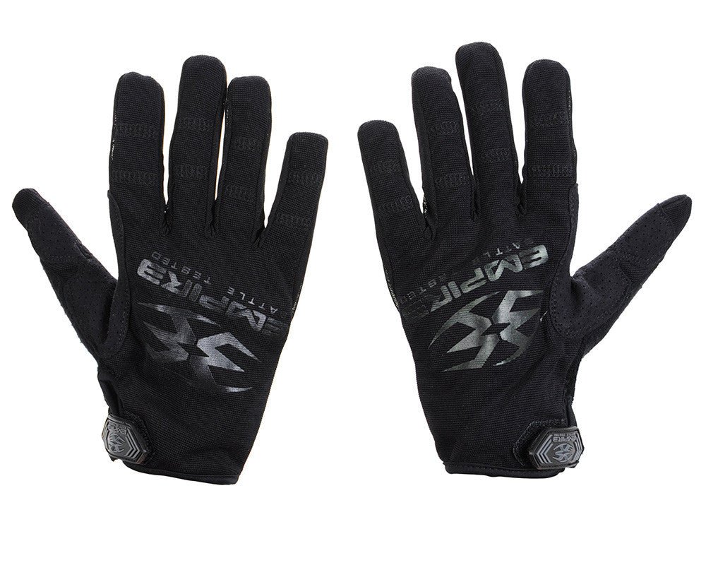 Empire Battle Tested Sniper THT Paintball Gloves - Black