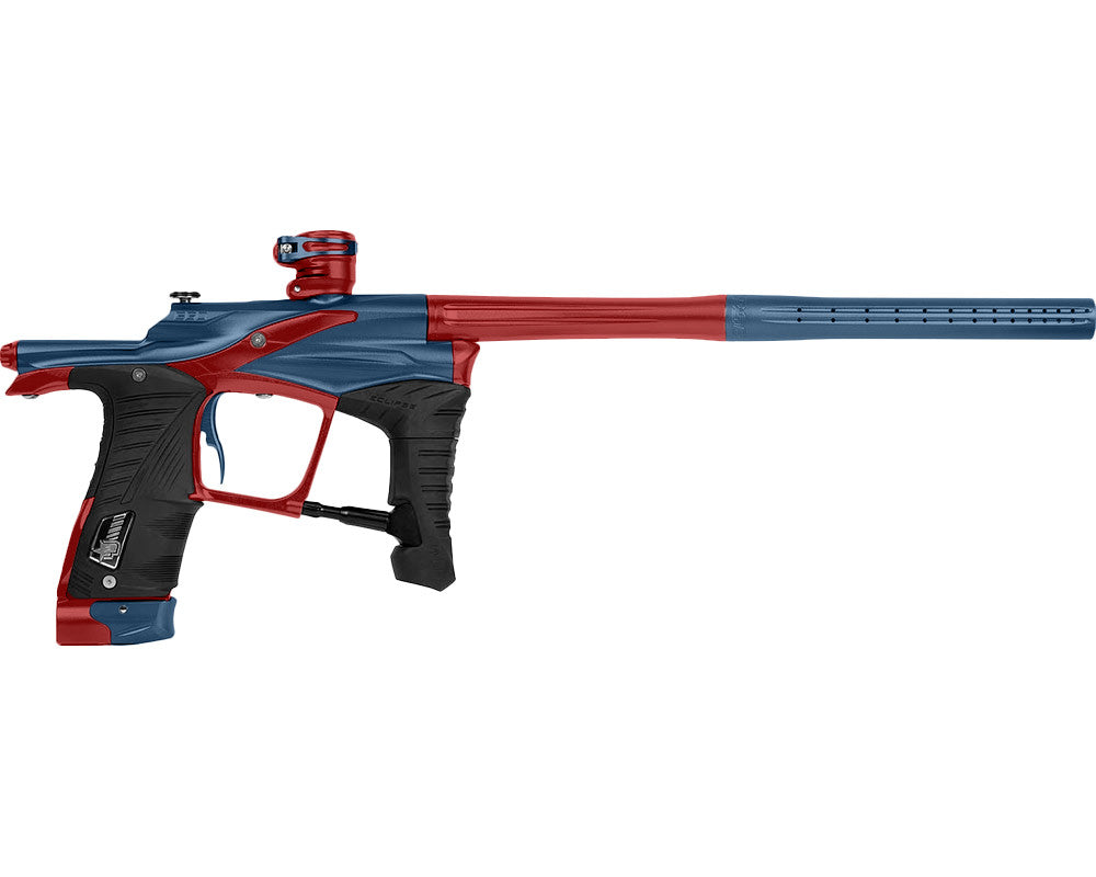 Planet Eclipse Ego LV1 Paintball Gun - Dark Blue/Red