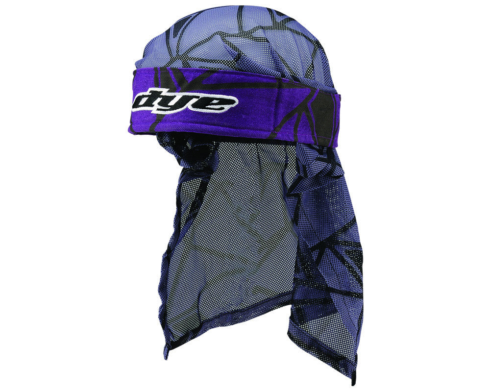2014 Dye Head Wrap - Infused Purple/Black/Grey