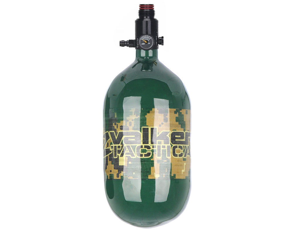 Valken 68/4500 Compressed Air Paintball Tank - Marpat