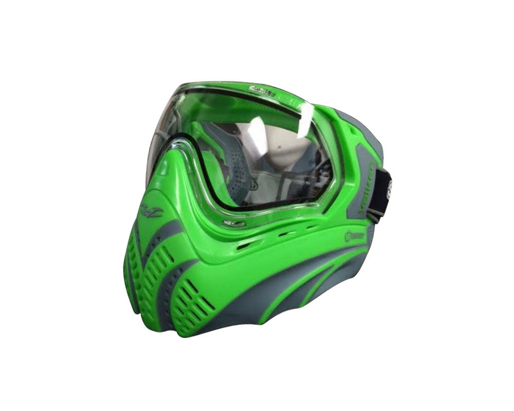Valken Identity Paintball Mask - Green/Grey