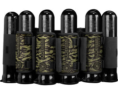 GI Sportz 4+7 Race 2.0 Paintball Pack - Jungle Tiger