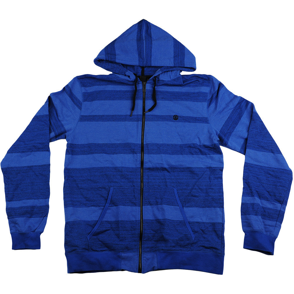 Element Thurlow Fleece - Blue - Mens Sweatshirt