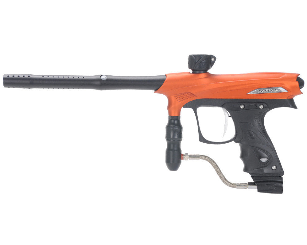 2011 Proto Rail PMR Paintball Gun - Dust Orange