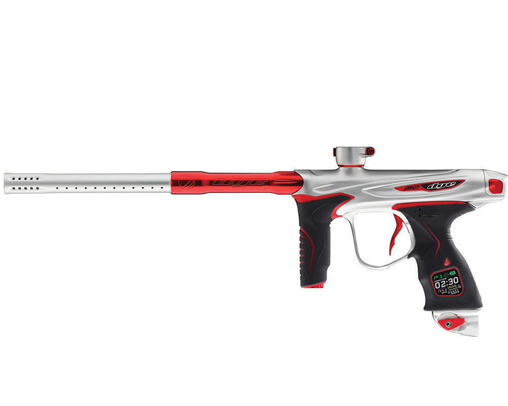 Dye M2 Paintball Gun - Crimson Winter