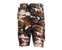 Dye Fort Bragg 09 Men's Shorts - Brown Camo