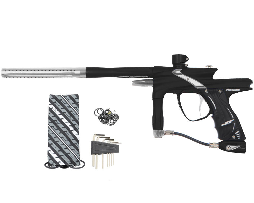 JT Impulse Paintball Gun - Dust Black/Grey