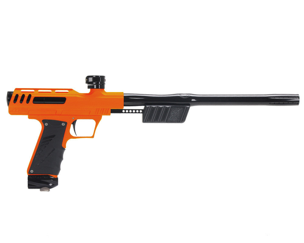 "Bob Long ""MVP"" Marq Victory Pump Paintball Gun - Dust Orange w/ Black"