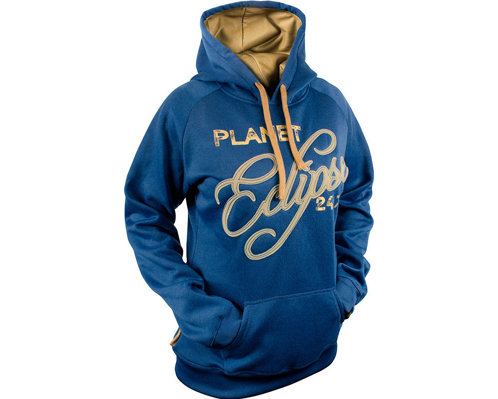 Planet Eclipse 2013 Girls Abby Hooded Sweatshirt - Blue
