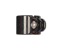 Inception Designs Apache GoPro Barrel Mount - Polished Black