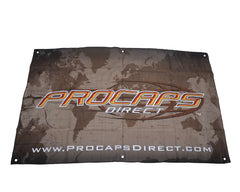 Procaps Direct Paintball Banner 58 x 36 1/2