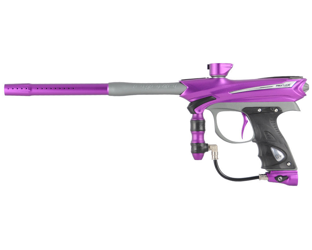 2013 Proto Reflex Rail Paintball Gun - Purple/Graphite