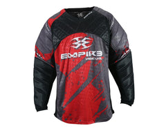 Empire 2015 Prevail F5 Paintball Jersey - Red