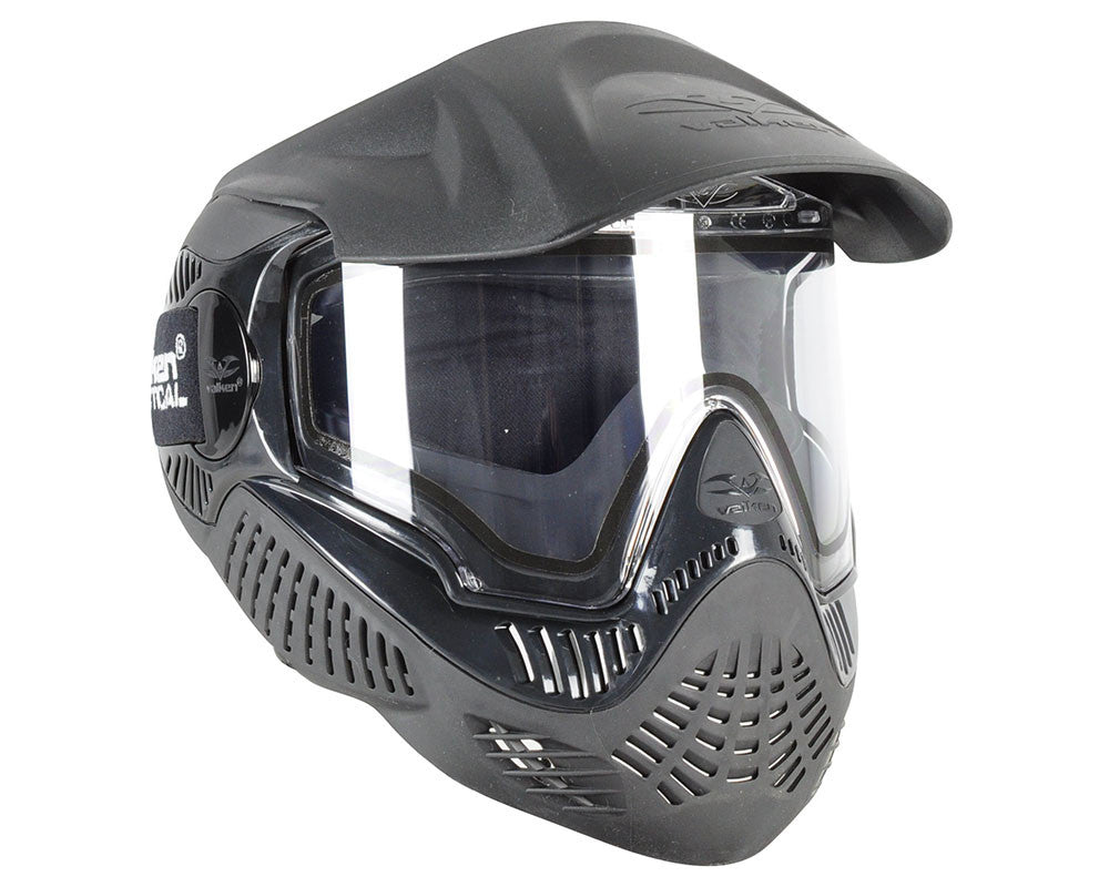 Valken Annex MI-9 Paintball Mask - Black