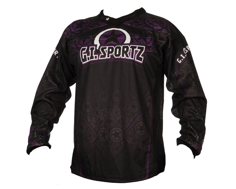 GI Sportz Paintball Jersey - Purple