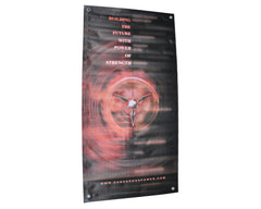 "Dangerous Power Strength Banner 18"" x 36"""