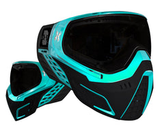 HK Army KLR Paintball Mask - Neon Teal