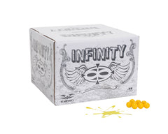 Valken Infinity Paintball Case 500 Rounds - Yellow Fill
