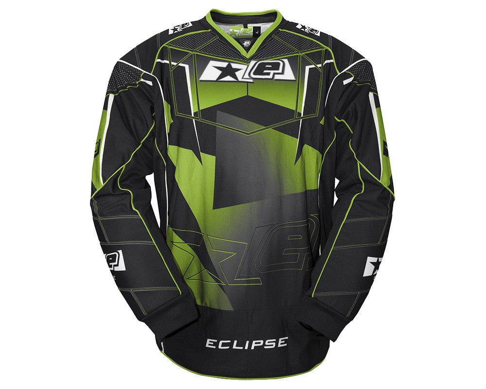 Planet Eclipse Distortion Code Paintball Jersey - Lizzard