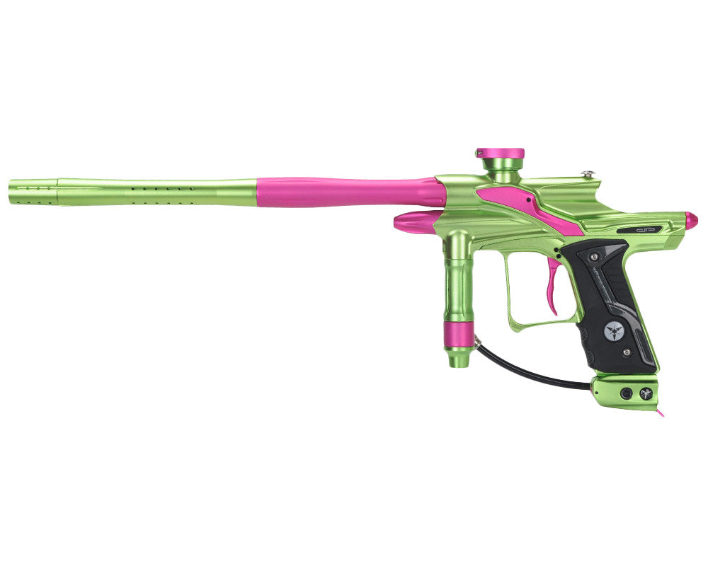 Dangerous Power Fusion FX Paintball Gun - Pink/Neon Green