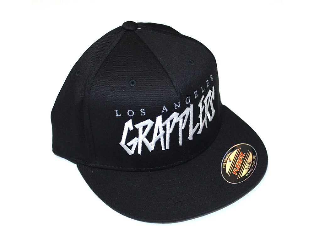 Contract Killer LA Grapplers Hat - Black