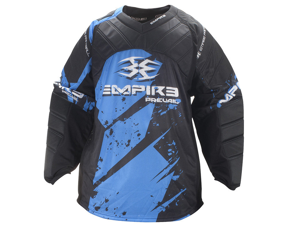 Empire 2014 Prevail FT Paintball Jersey - Blue