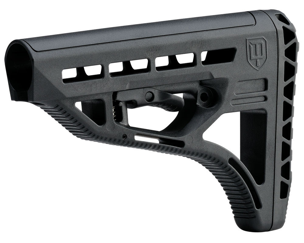 Dye Assault Matrix Ultralite Stock - Black