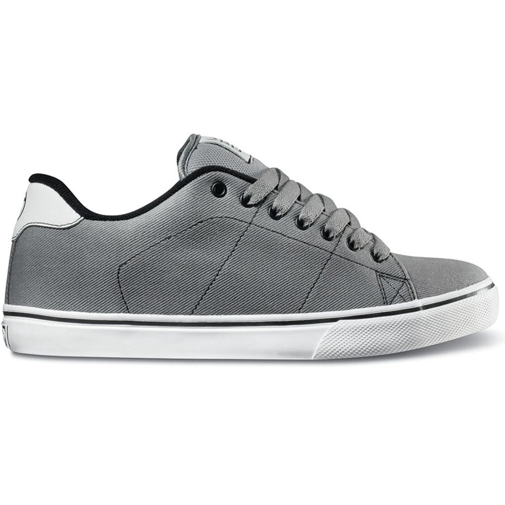 DVS Gavin CT - Grey Twill 024 - Skateboard Shoes