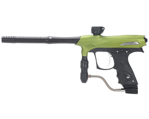 2011 Proto Rail PMR Paintball Gun - Dust Lime