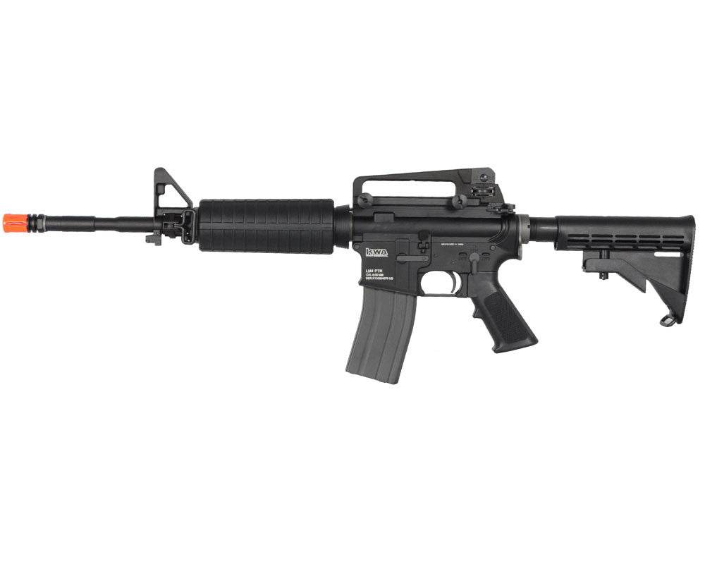 KWA LM4 PTR Gas Blow Back Airsoft Rifle