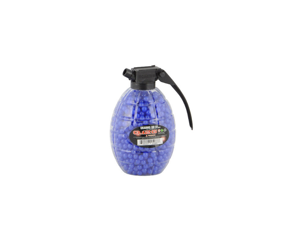 1,500-pc. Grenade Bottle 6mm BB's