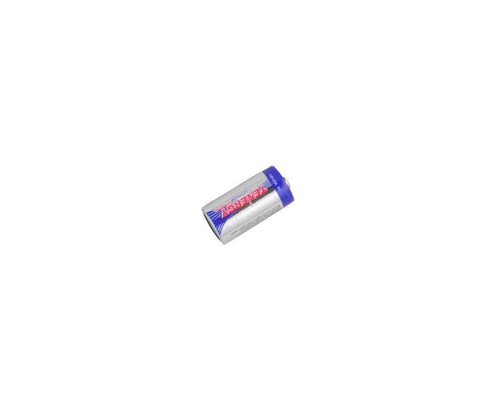 Tenergy Lithium CR123A 3V Propel Primary Battery (w/ PTC)