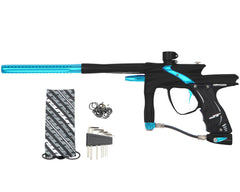 JT Impulse Paintball Gun - Dust Black/Teal