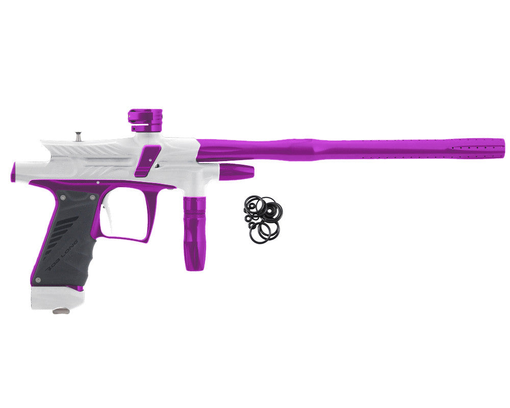 2012 Bob Long G6R F5 OLED Intimidator - Dust White/Purple