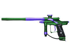 Dangerous Power Fusion FX Paintball Gun - Green/Purple