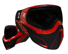 HK Army KLR Paintball Mask - Red