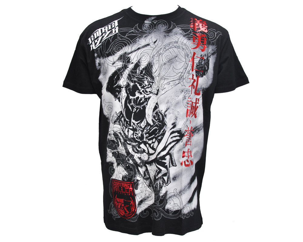 Contract Killer ONI T-Shirt - Black