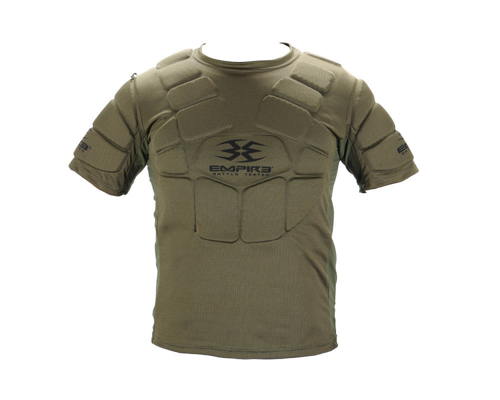 BT Chest Protector - Olive