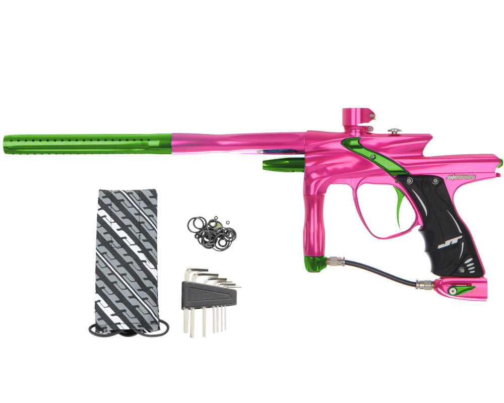 JT Impulse Paintball Gun - Pink/Slime