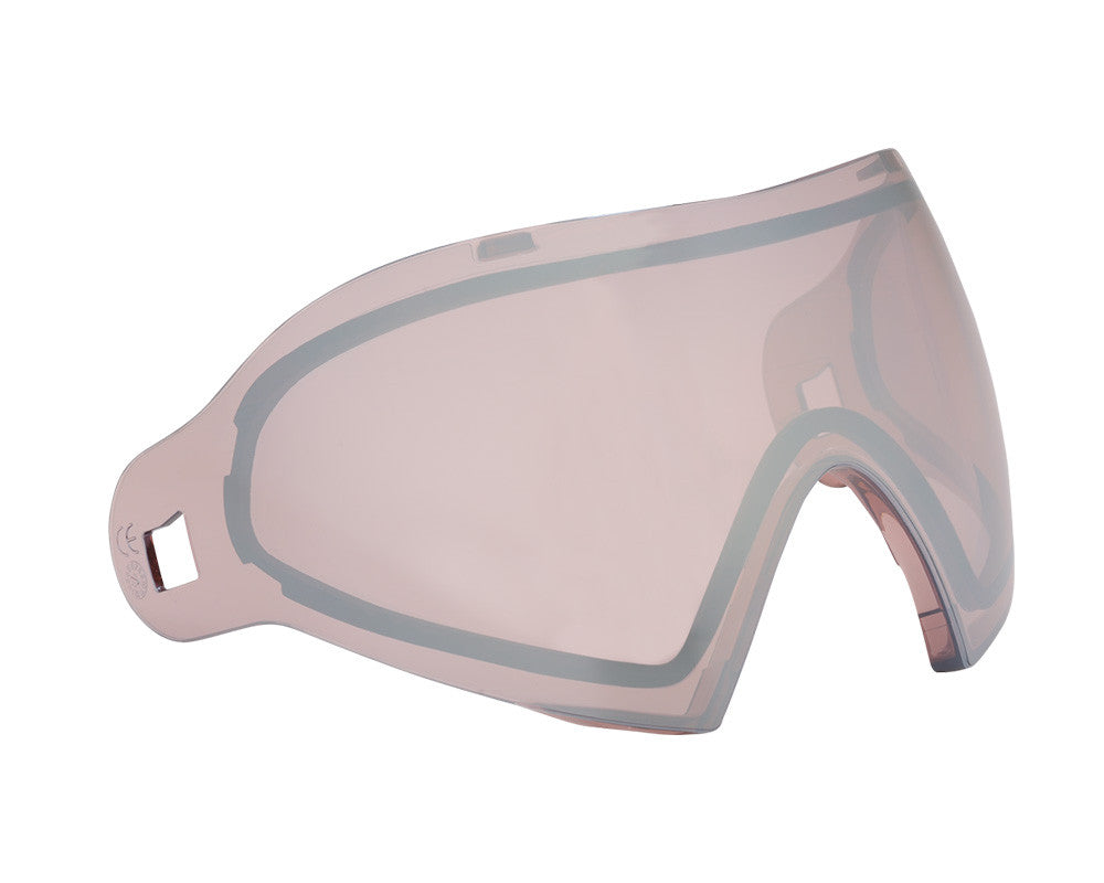 Dye I4 Thermal Mask Lens - Dyetanium Rose Silver