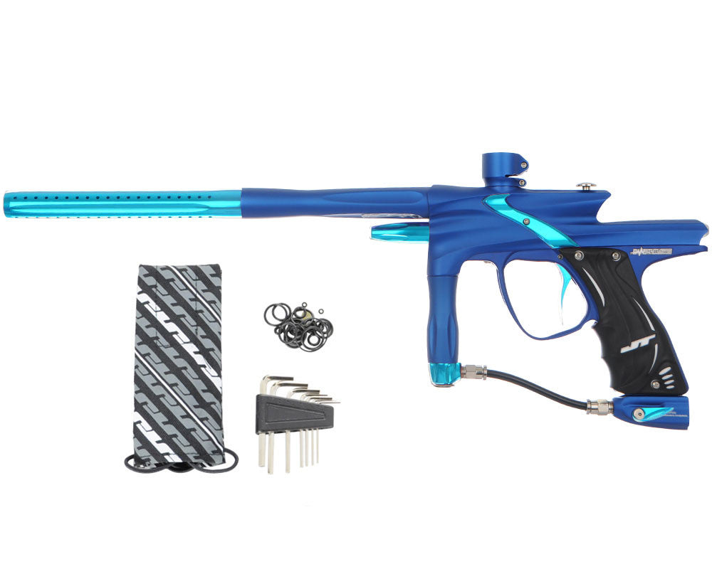 JT Impulse Paintball Gun - Dust Blue/Teal