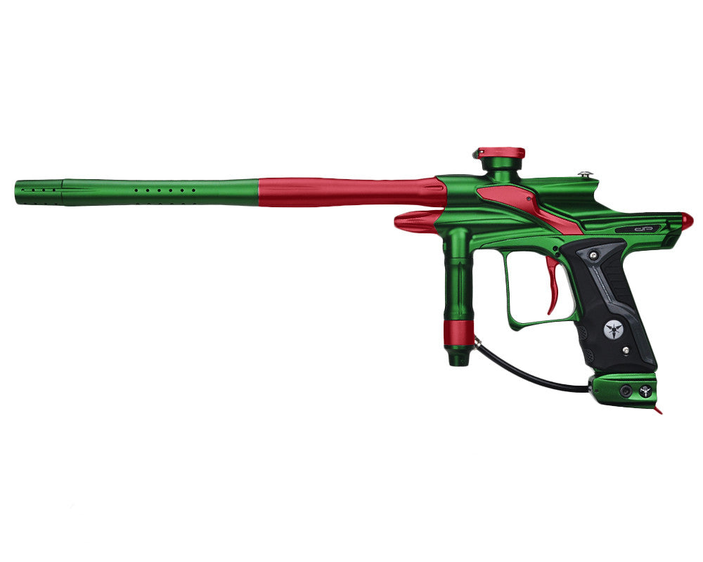 Dangerous Power Fusion FX Paintball Gun - Green/Red