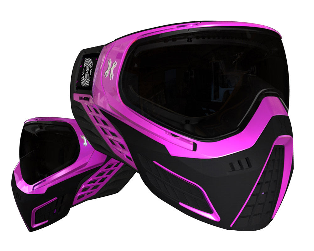 HK Army KLR Paintball Mask - Neon Pink