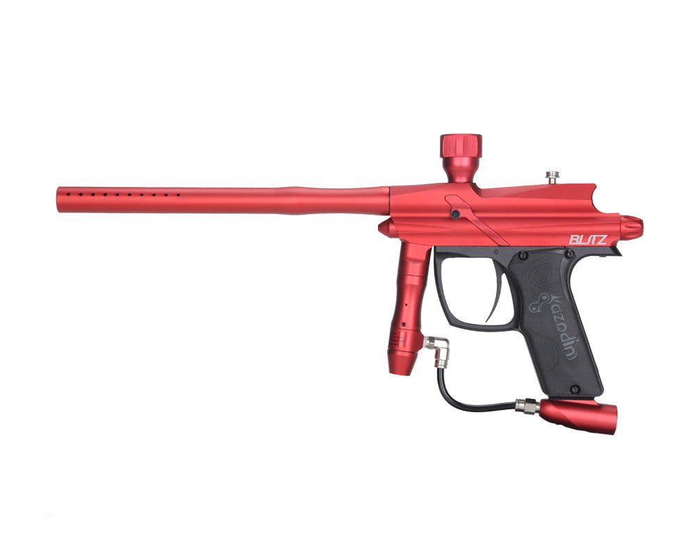 Azodin 2011 Blitz Paintball Gun - Matte Red