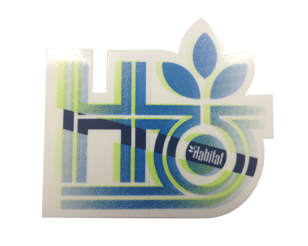 Habitat Reverb - Sticker