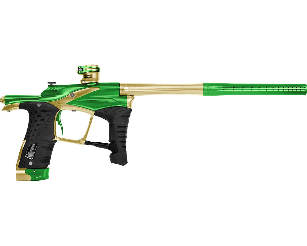 Planet Eclipse Ego LV1 Paintball Gun - Green/Gold