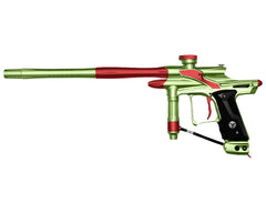 Dangerous Power Fusion FX Paintball Gun - Neon Green/Red