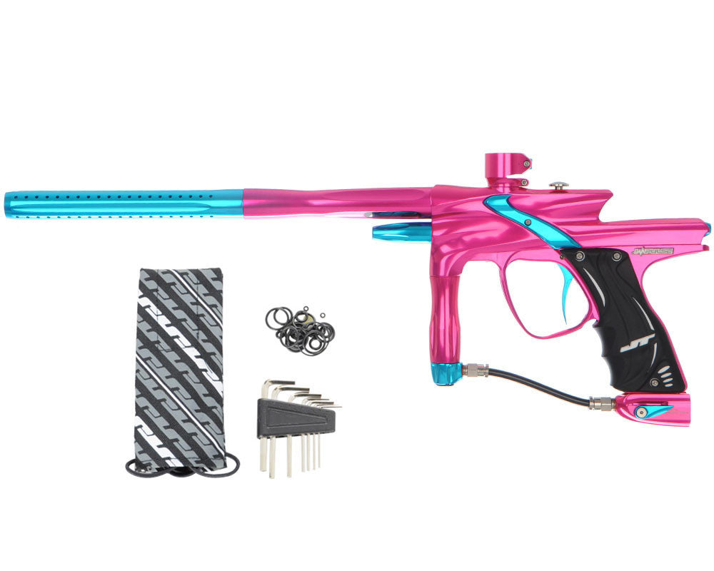 JT Impulse Paintball Gun - Pink/Teal